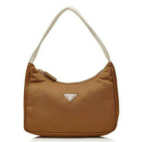 d004f5c3a366 Prada Bags | Nwt Vela Hobo Handbag Mv515 Rare Nocciola | Poshmark